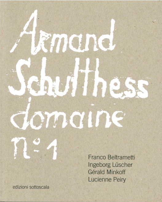 Armand Schulthess, Domaine n. 1
